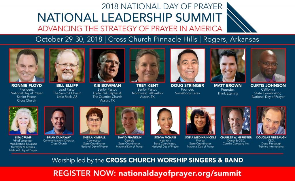 2018 National Leadership Summit-update 7.29