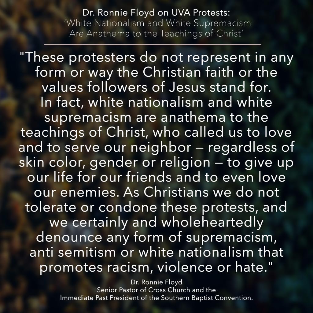 Charlottesville Statement