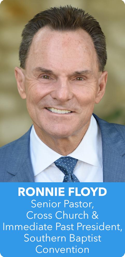 Ronnie Floyd-podcast