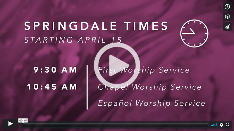 Springdale-video