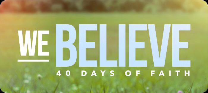We Believe-blog
